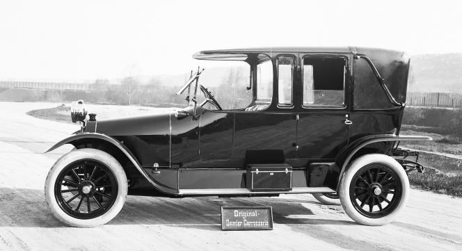 初代 ダイムラー・ランドレー 1912年~1927年