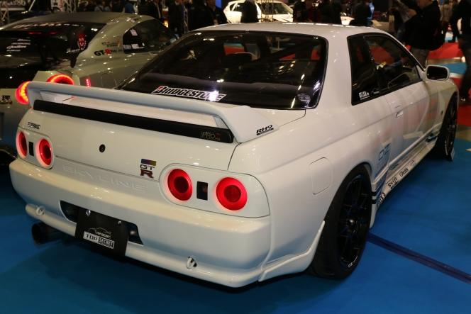 トップシークレット GT-R