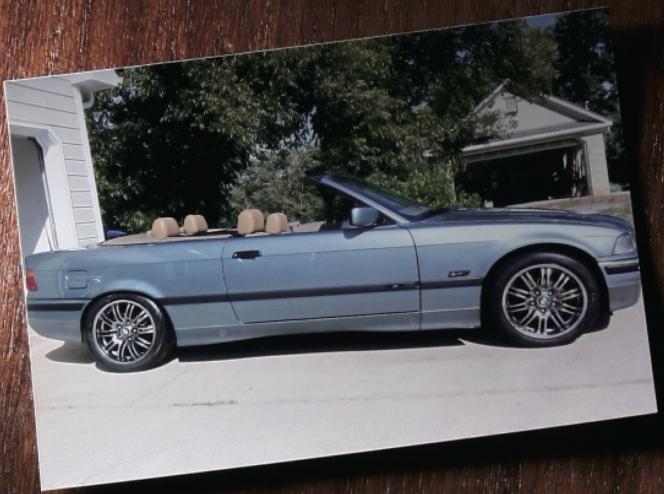 アヘッド BMW 325i カブリオレ