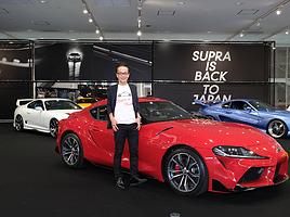 トヨタ、Supra is back to Japan Fesを開催