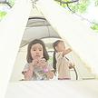 新しいキャンプの教科書:第3回「テント選びは家選び」