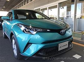 【すべての色を実車画像で紹介】トヨタCHR/C-HRのカラーバリエーション