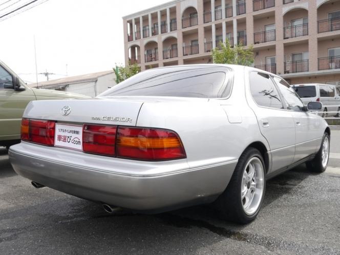 トヨタ セルシオ 1991