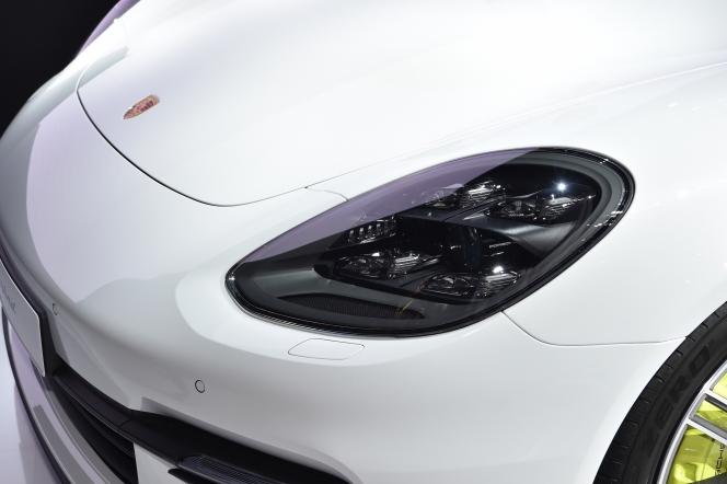 【東京モーターショー2017】ポルシェ パナメーラ スポーツツーリスモ