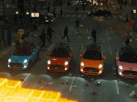 今夜の金曜ロードショー『ピクセル』じつはMINI主演映画だった!?