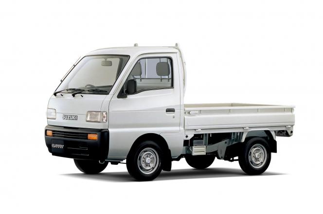 スズキ キャリイ (DC51) 1991