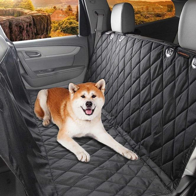 VOOPH 新型ペット用ドライブシート