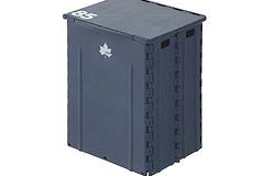 ロゴス アウトドア パタントテーブル BOX (ネイビー) 73189303
