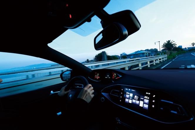 ahead 自動運転