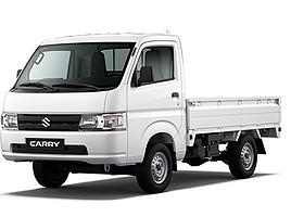 スズキ、インドネシアで小型トラックの新型キャリイを発表