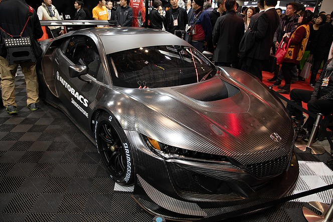 来季のGT300参戦マシン、NSX GT3 Evo