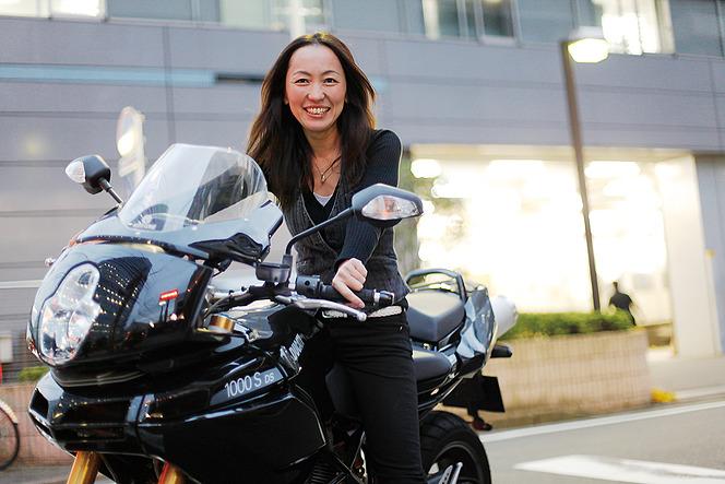 バイクの神様に選ばれて 松崎 祐子