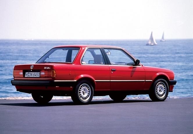 アヘッド BMW 3シリーズ E30