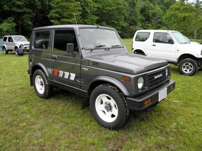 JA51ジムニー1300