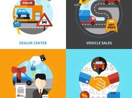 車の買取査定とオークションを比較した時のメリット・デメリットとは?