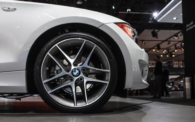BMW 4 Series coupe ホイール
