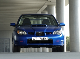 スバル インプレッサWRXも登場!明日公開映画『ベイビードライバー』の登場車種をチェック!