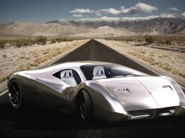 最高時速466キロ?とんでもないスポーツカーがライオンズモーターカーから出展【NYモーターショー2015】