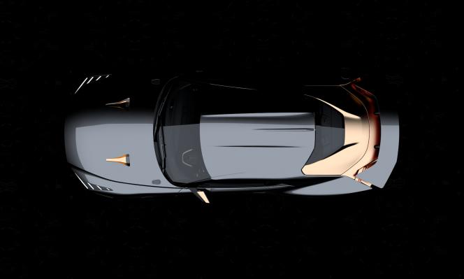 GT-R×イタルデザイン プロトタイプ