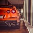 他のスポーツカーと比較して、GT-Rはなぜ重いのか?