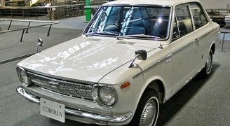 トヨタ 初代カローラ
