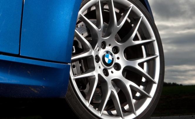 BMW M3 Coupe ホイール