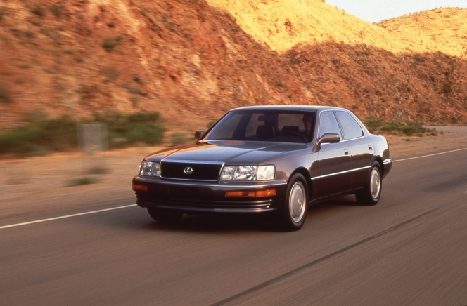 トヨタ セルシオ 初代(レクサス LS)1993