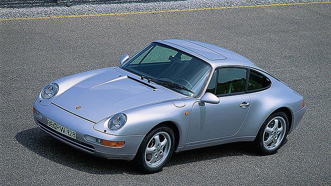 アヘッド ポルシェ  911(993)