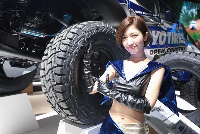 【東京オートサロン2019】コンパニオン
