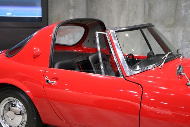 トヨタ S800(ヨタハチ)