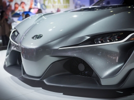 新型スープラが2017年に発売か!?トヨタとBMWの共同開発