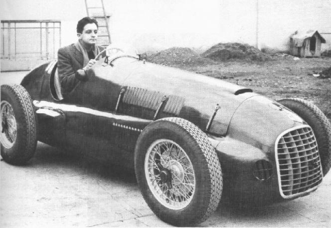 アルフレード・フェラーリ