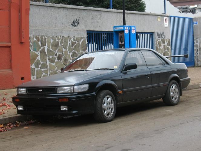 Nissan Bluebird SSS Attesa