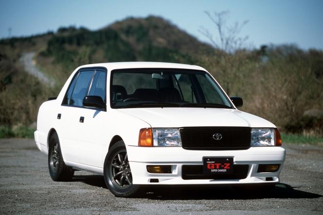 トヨタ・コンフォートGT-Z