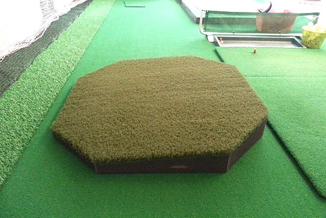 ゴルフ 斜面マット