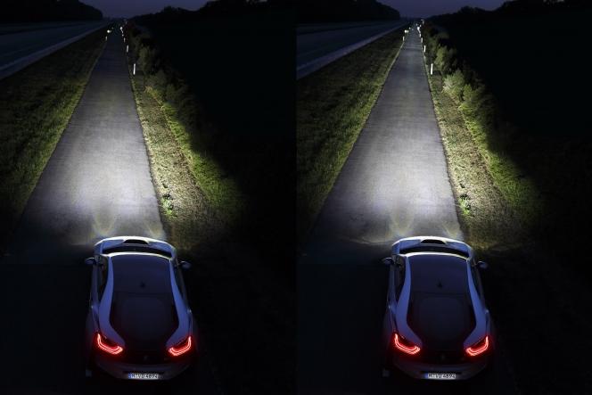 BMW レザーライト