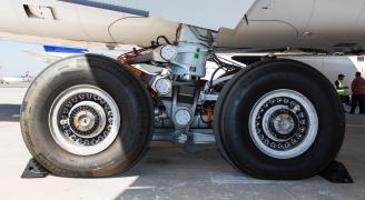 航空機用タイヤ