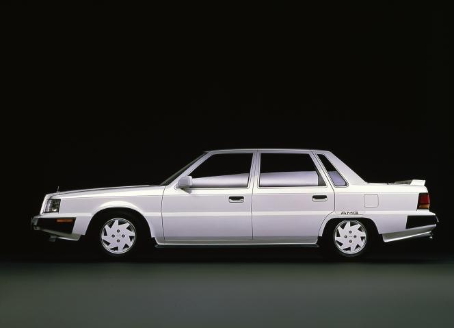 三菱 デボネア V AMG(1986)