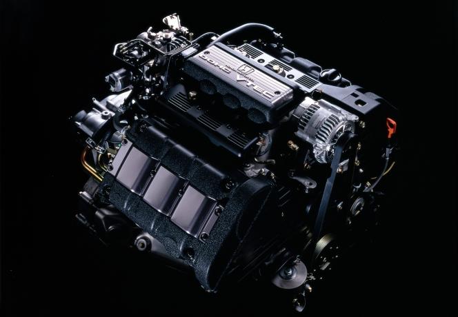 ホンダ NSX 初代 エンジン