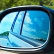 鏡面が青いドアミラー、どんな効果があるの?