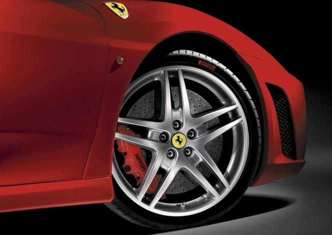 フェラーリF430 カーボンブレーキ