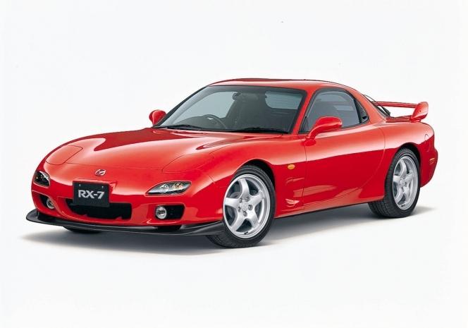 マツダ RX-7 3代目