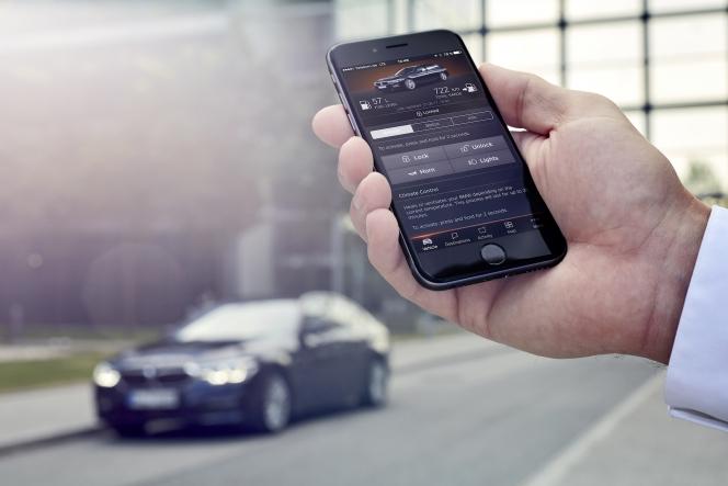 BMWコネクテッドドライブプレミアム