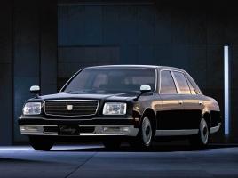 皇族やVIPに愛された日本車!!トヨタ センチュリーに感動【画像16枚】