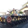 戦車を動かすにはどんな免許が必要?