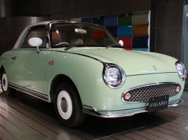 日産 フィガロってどんな車だったの?今でも買えるの?