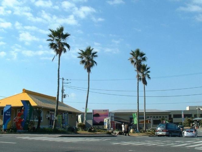 道の駅・きょなん、菱川師宣記念館
