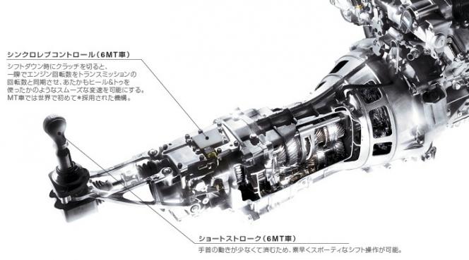 フェアレディZ Z34 トランスミッション