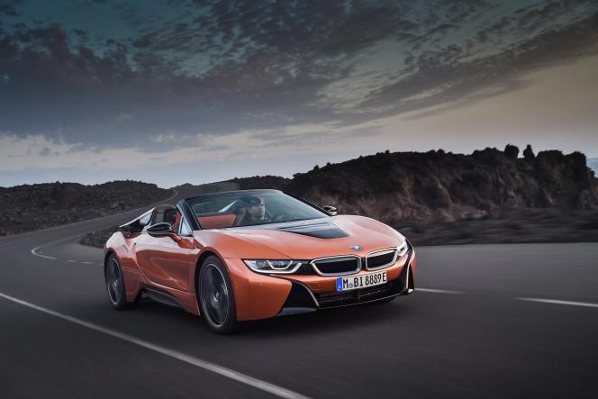 BMW i8 ロードスター 2018