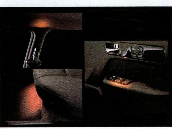 Y32セドリック・トータルコーディネート照明